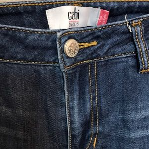 CAbi Jeans - CAbi Jeans The straight size 10